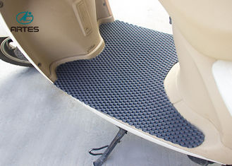 Motorcycle Accessories Motorcycle Foot Mat With Durable Soft Hand Feeling